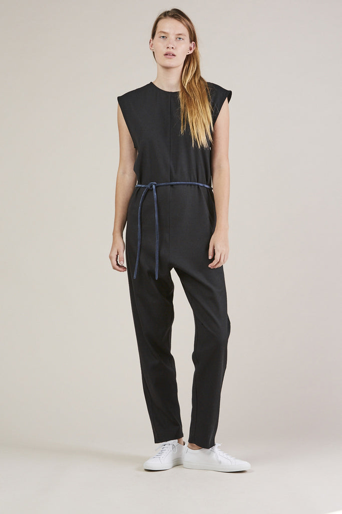 Zarba Jumpsuit, Black