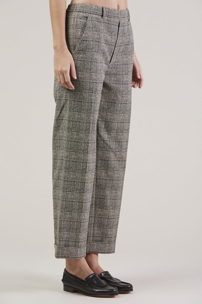 Posma Trousers, Plaid by Christian Wijnants @ Kick Pleat - 3