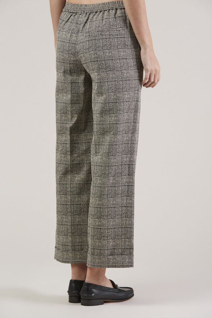 Posma Trousers, Plaid by Christian Wijnants @ Kick Pleat - 5