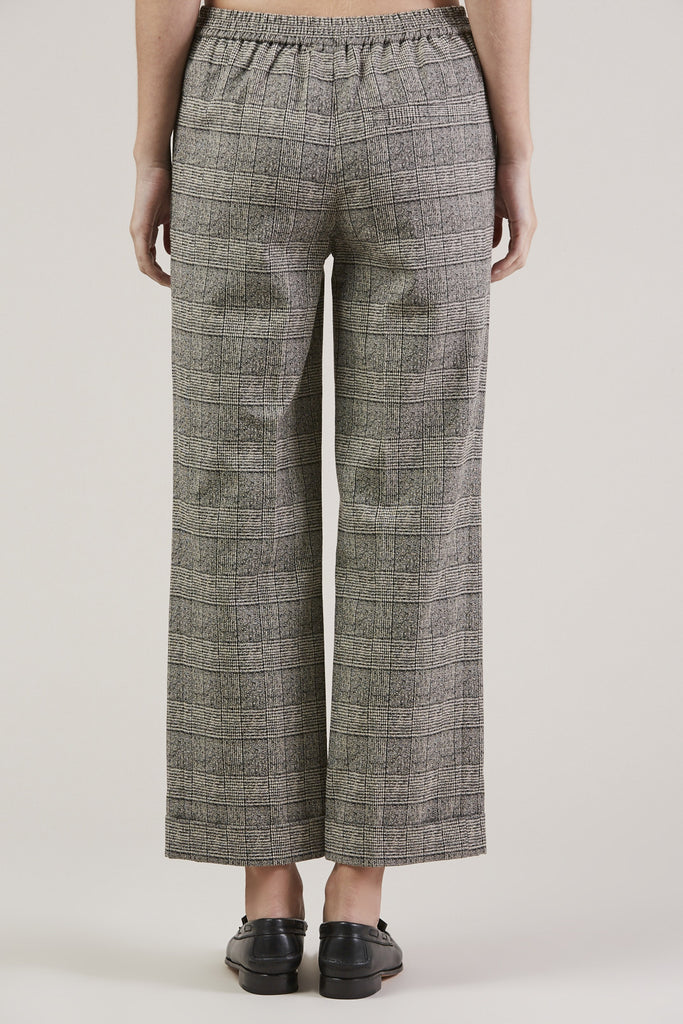 Posma Trousers, Plaid by Christian Wijnants @ Kick Pleat - 6