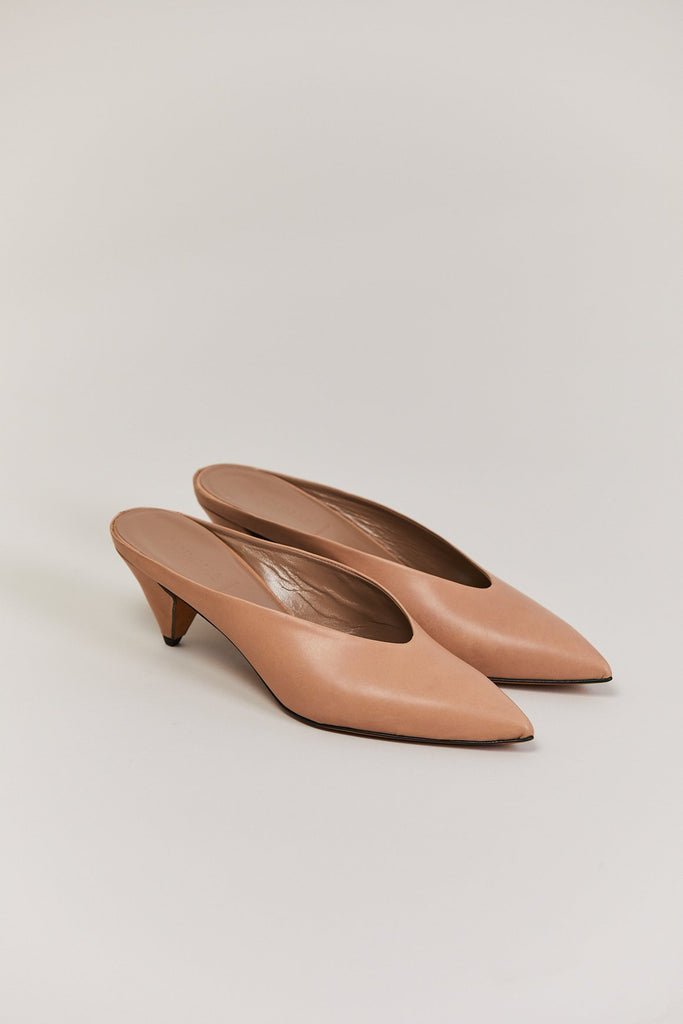 Vitello Broken Heel Mule