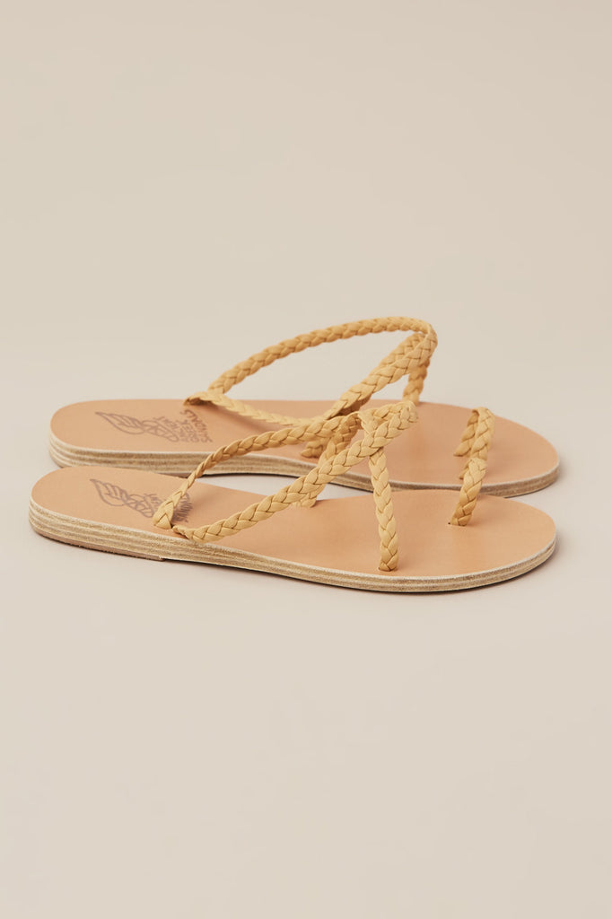 Eleftheria Sandals, Natural by Ancient Greek Sandals