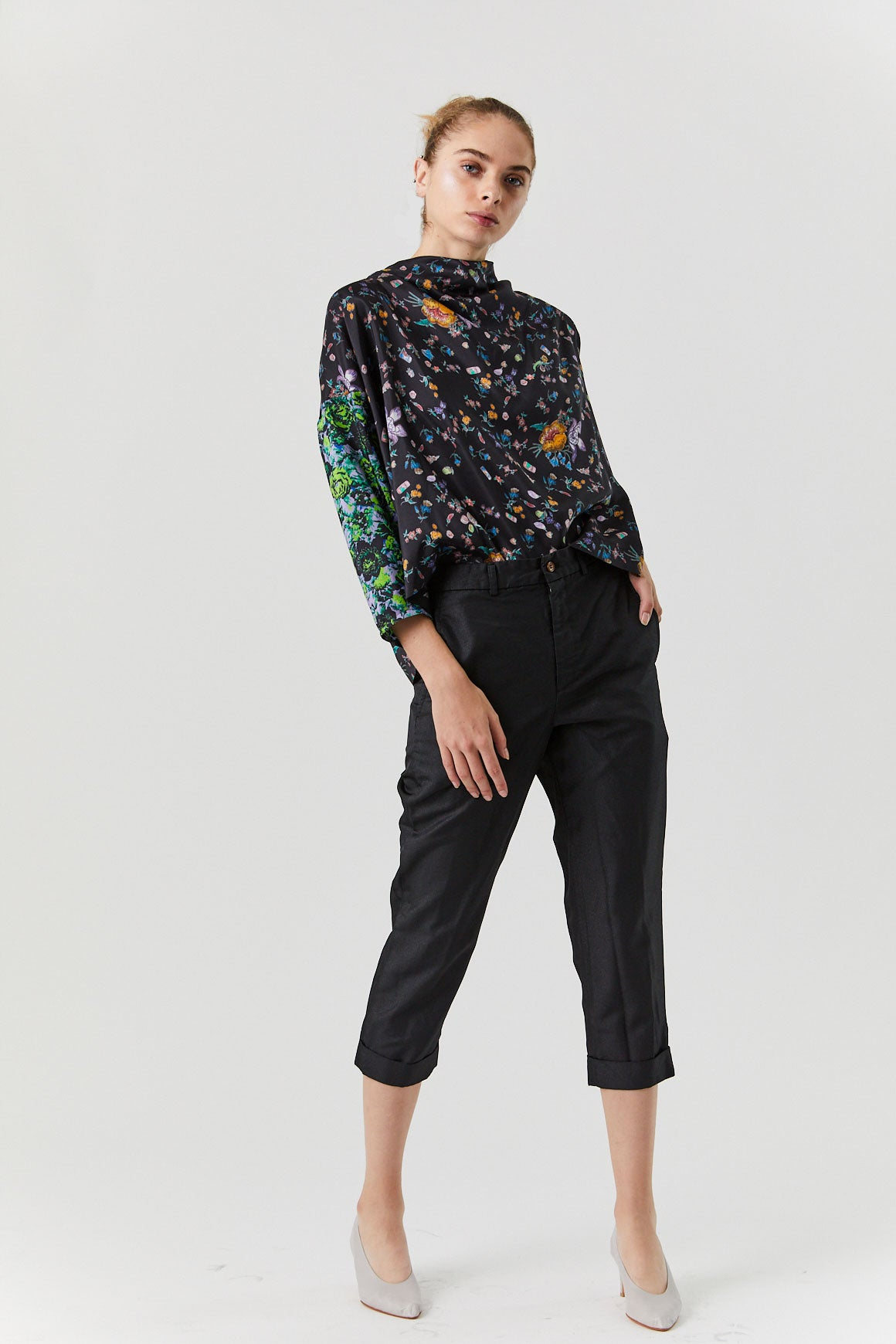 ANNTIAN - Print Top, Multi