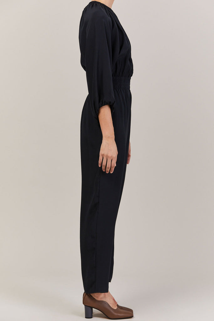 Apiece Apart - Quinty Jumpsuit, Black