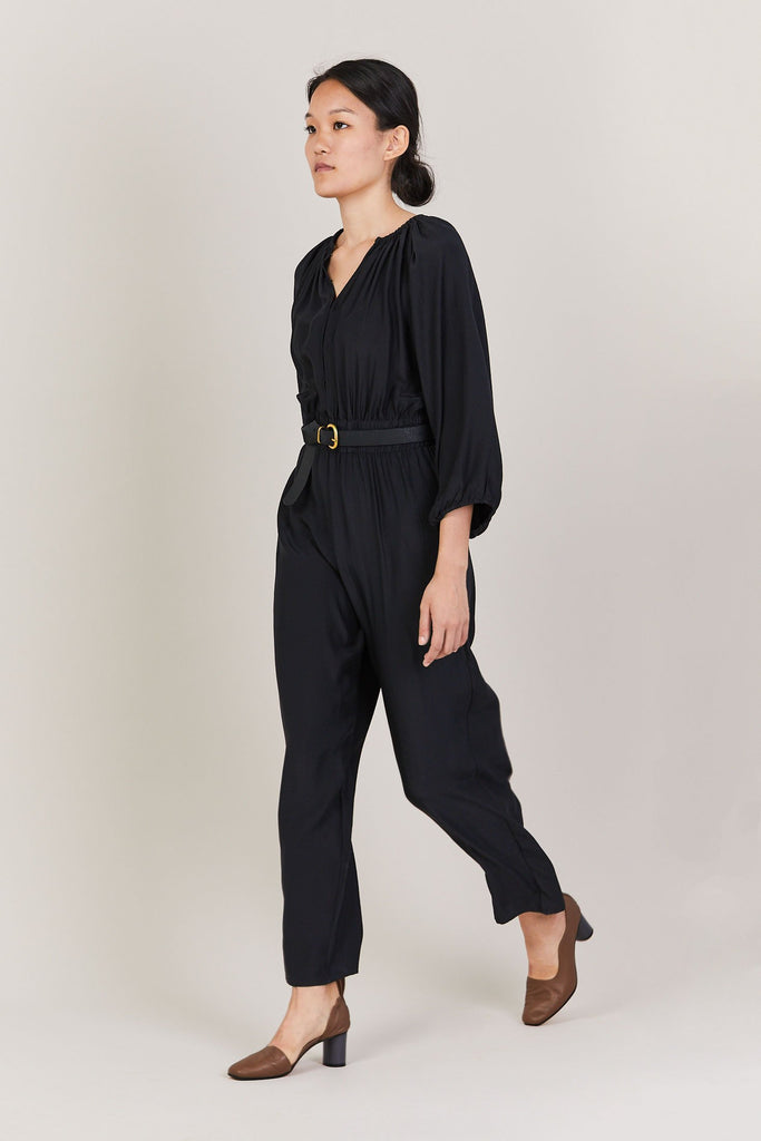 Quinty Jumpsuit, Black
