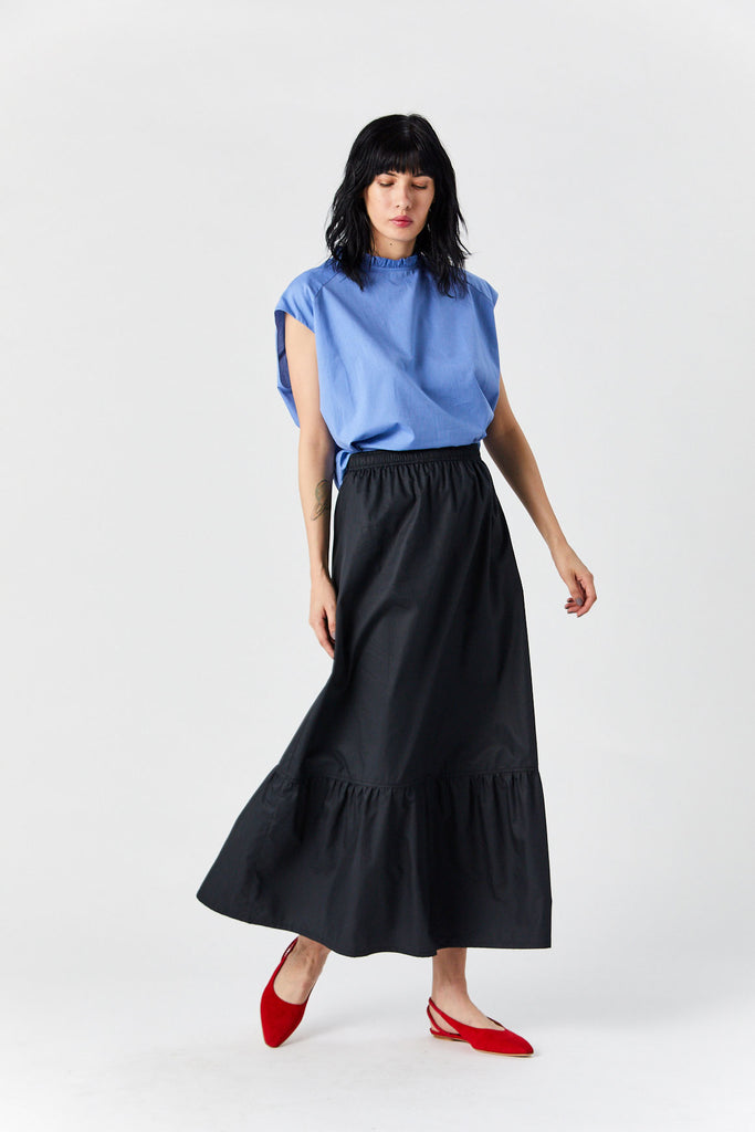 Jupe Major Skirt, Black