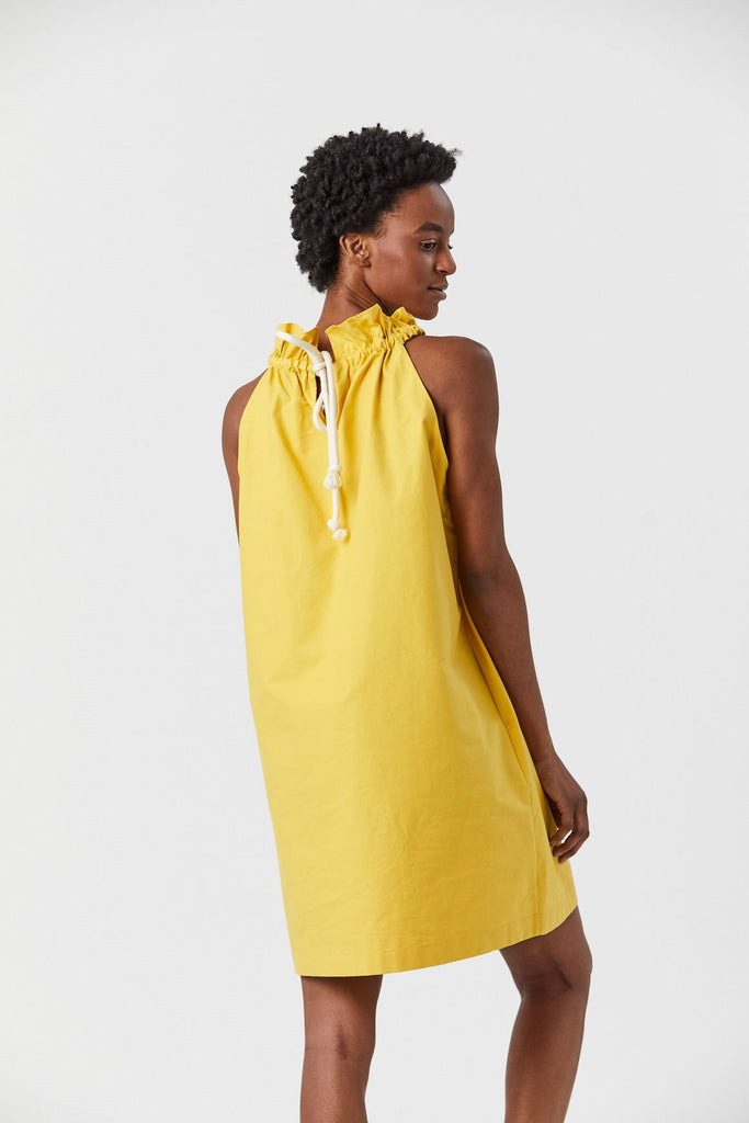 Robe Latitude Dress, Yellow