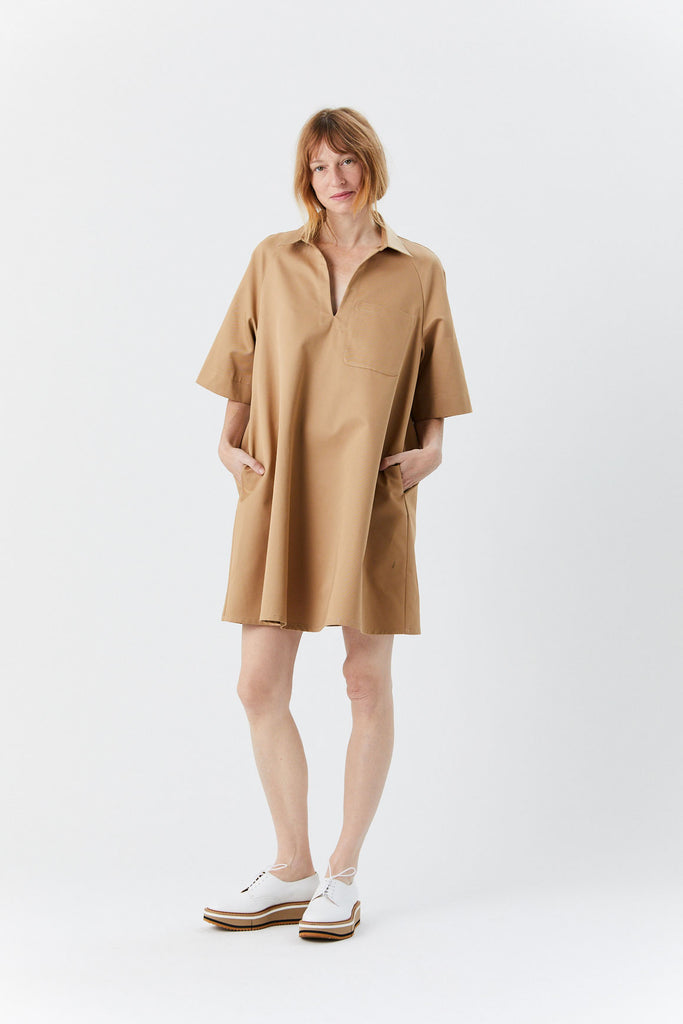 Barena Venezia - Gio Dress, Khaki