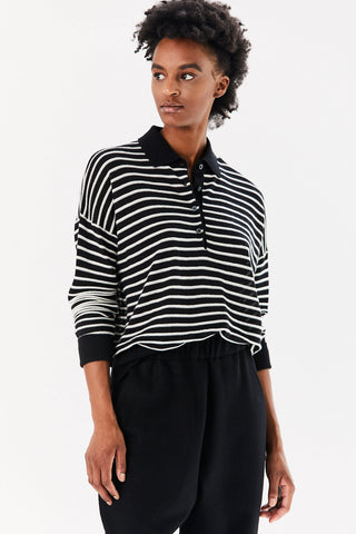 Zoe Sweater, Stripe