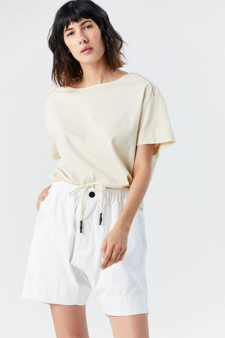 Boxy Sailor Shirt, Canvas