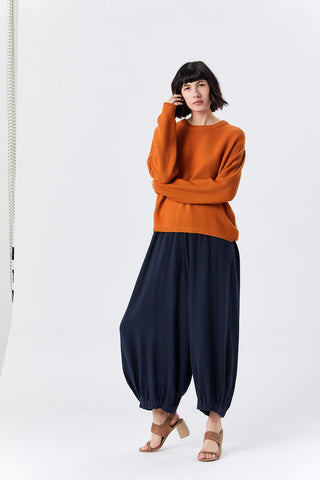 Bulb Pants, Dark Navy