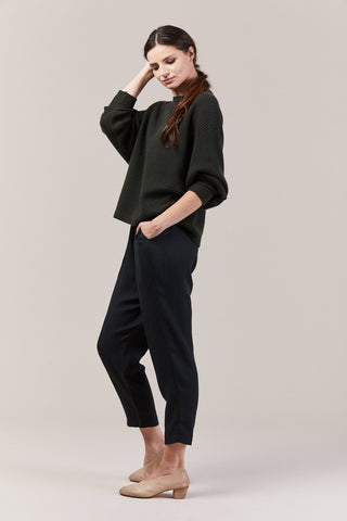 Carpenter Pants, Dark Green