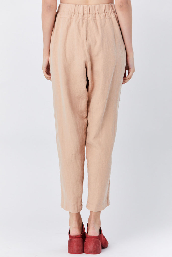 Black Crane - Carpenter Pants, Peach
