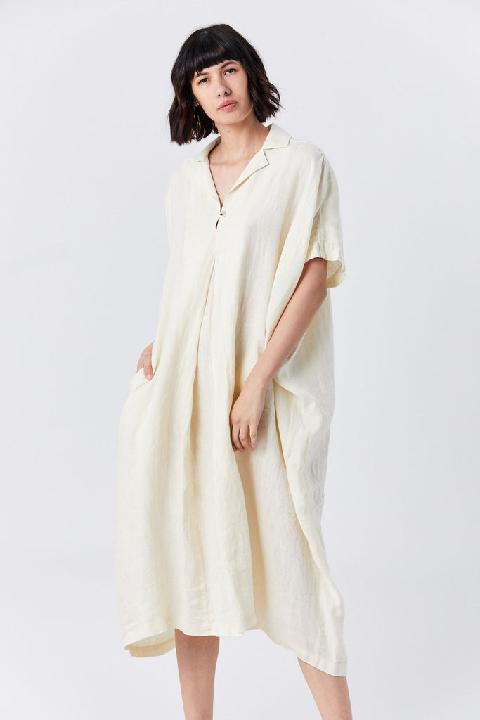 Kite Dress, Cream