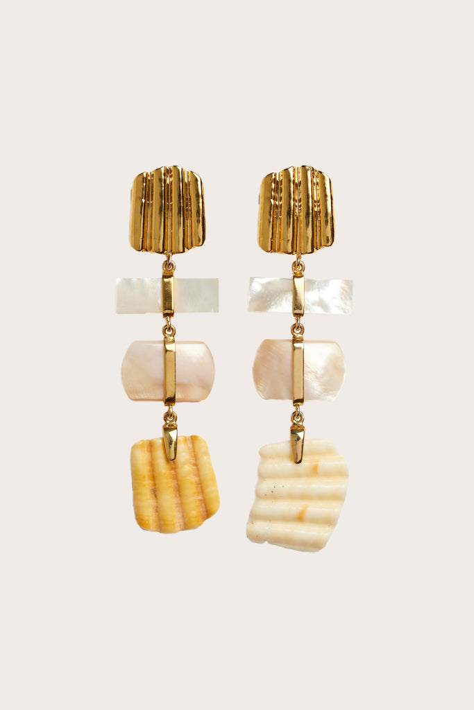 Lizzie Fortunato - Botticelli Earrings