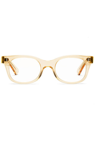 BIXBY reader glasses, Raw Honey