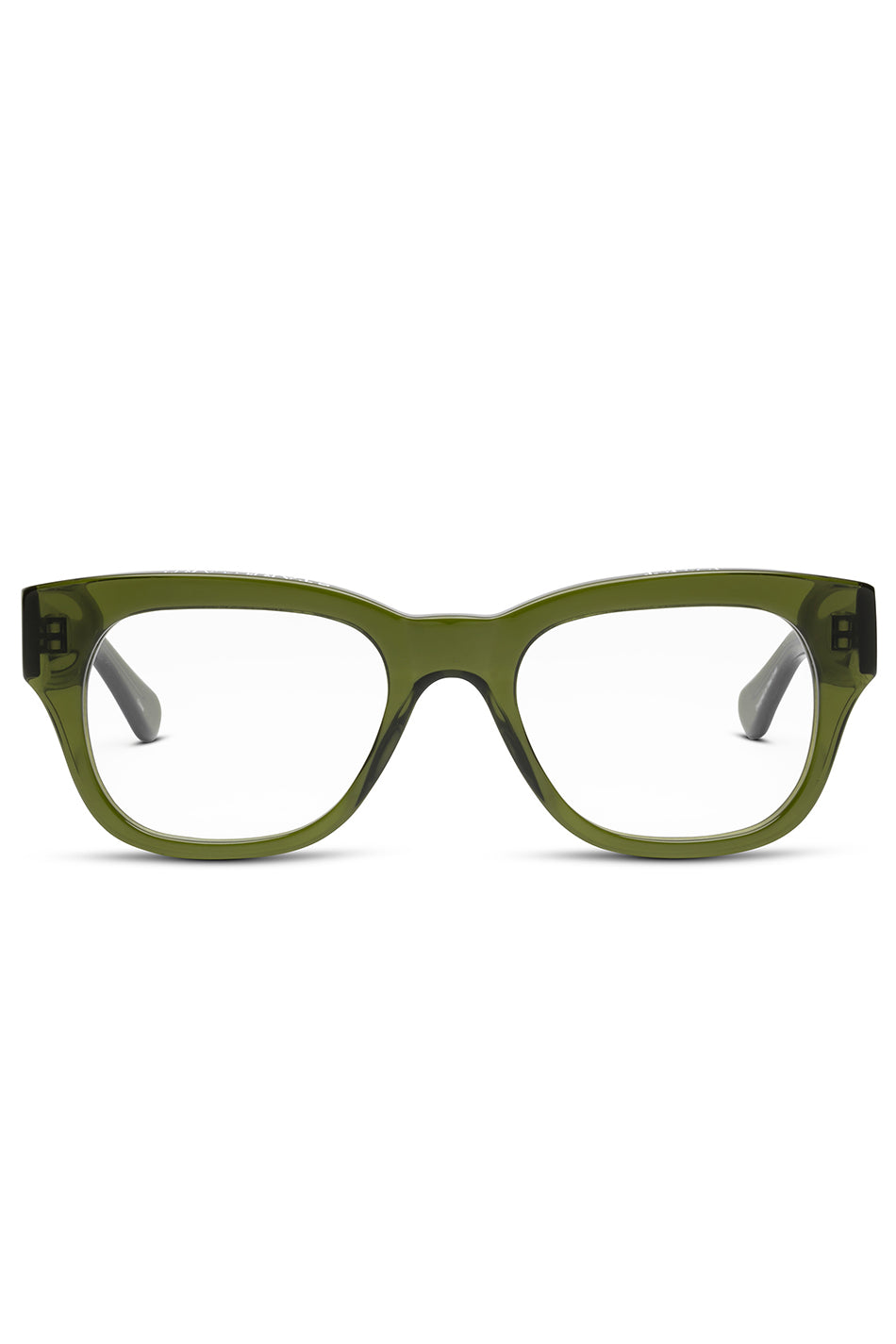 CADDIS - MIKLOS reader glasses, heritage green
