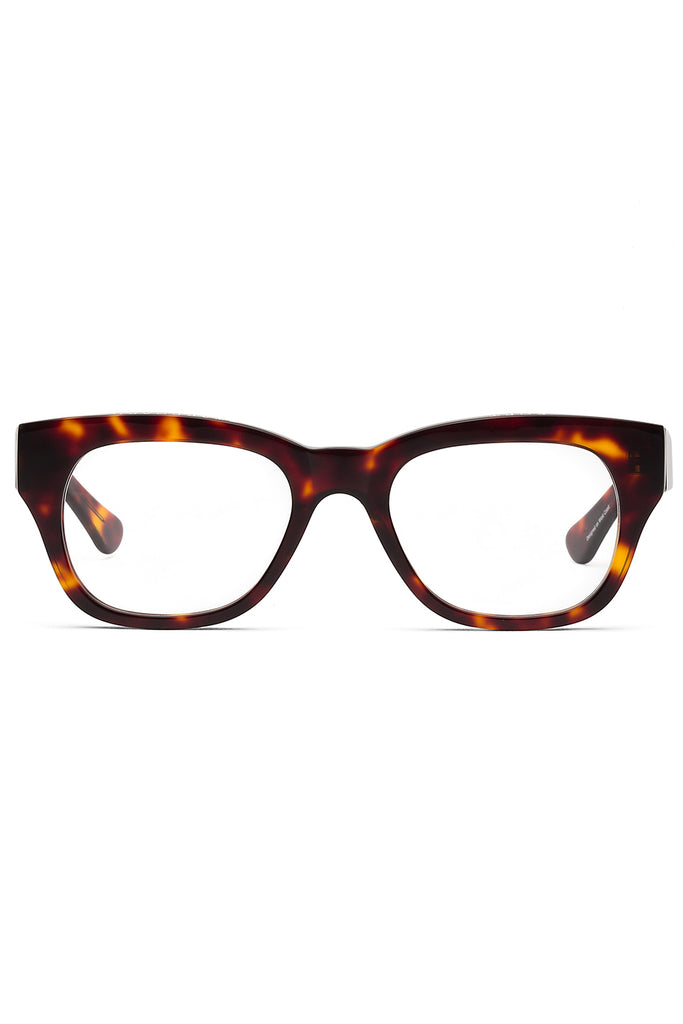 MIKLOS reader glasses, turtle
