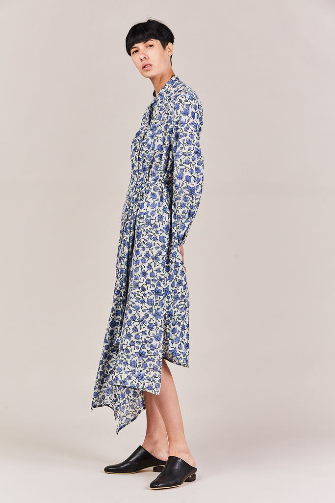 Christian Wijnants - DAZAL flower printed dress