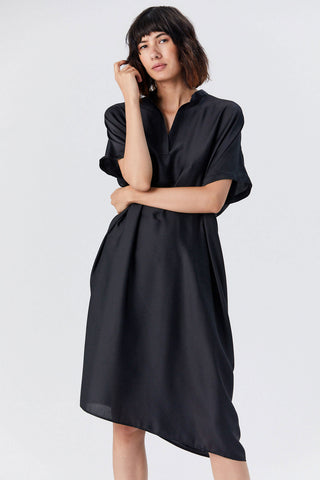 Dipha Dress, Black