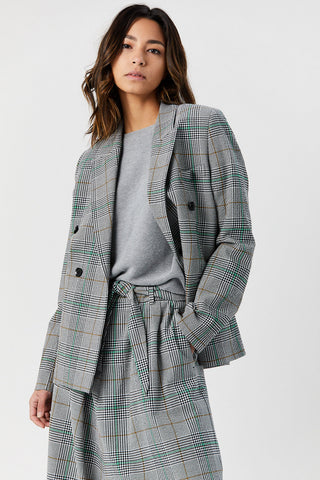 Jarul Jacket, Small Checks