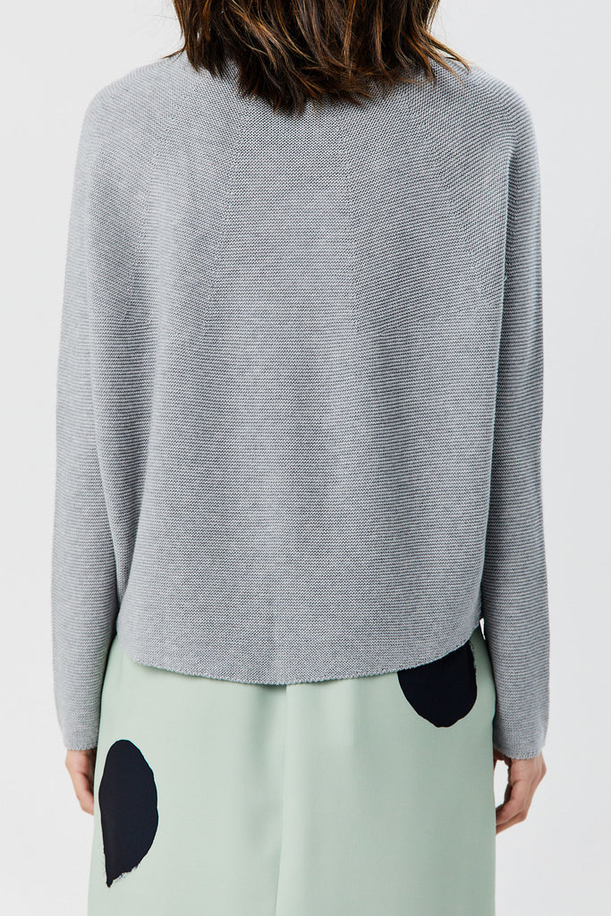 Christian Wijnants - Kami Sweater, Grey