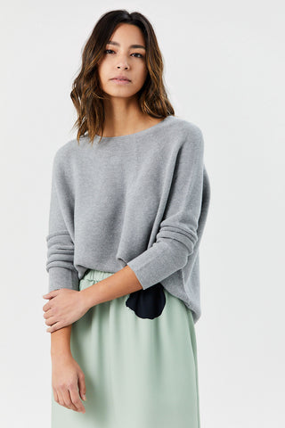 Kami Sweater, Grey