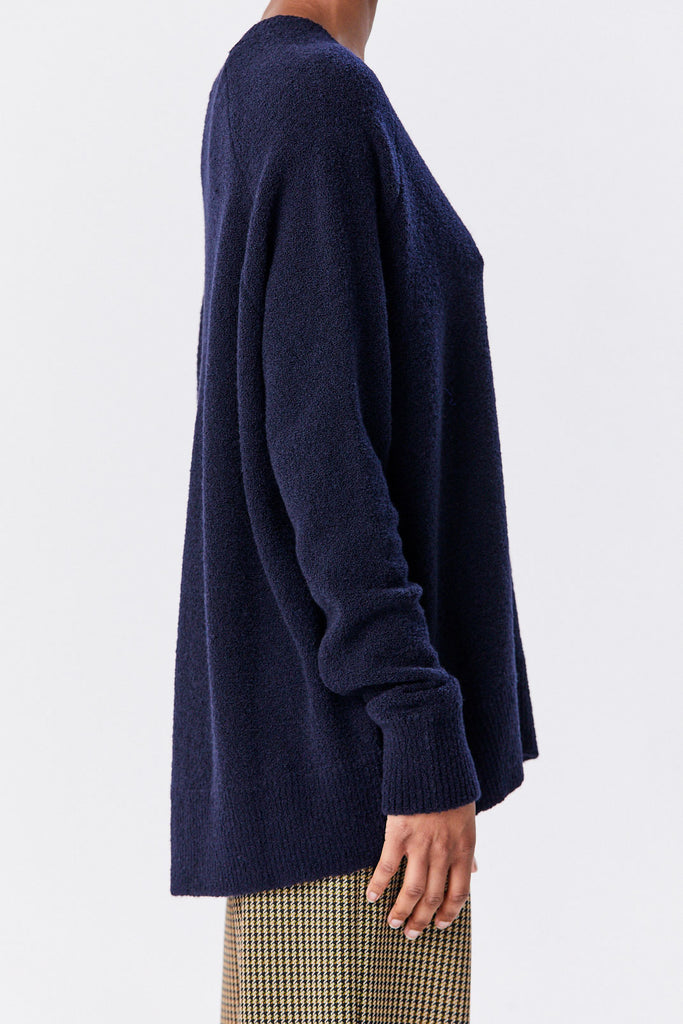 Christian Wijnants - Karwat Sweater, Navy