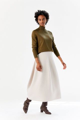 Kasa Skirt, Off White