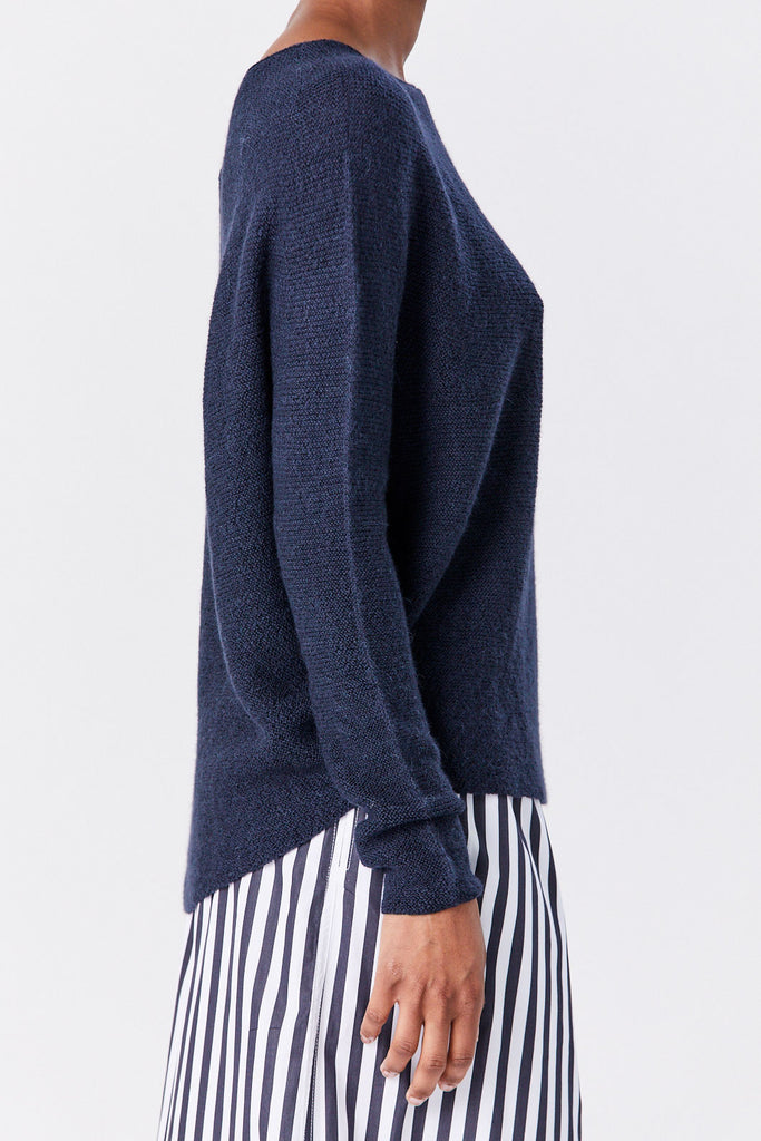 Christian Wijnants - Kasima Sweater, Navy