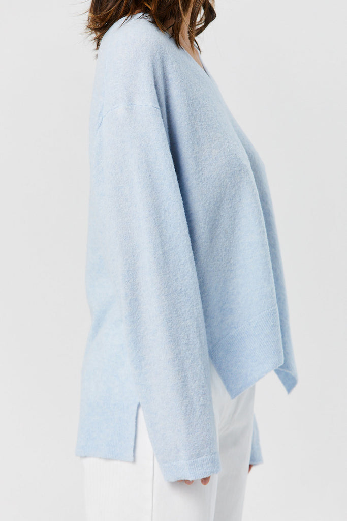 Christian Wijnants - Kate Sweater, Light Blue