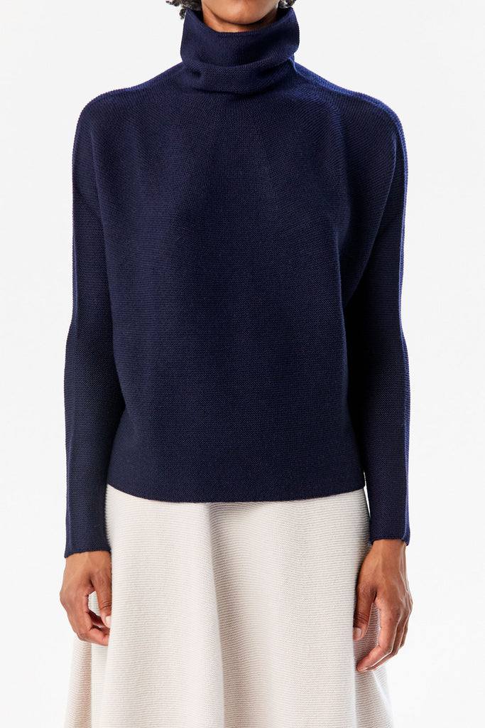 Kolkata Sweater, Navy
