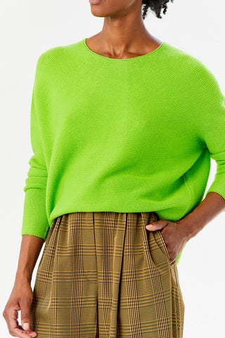 Kopa Sweater, Lime