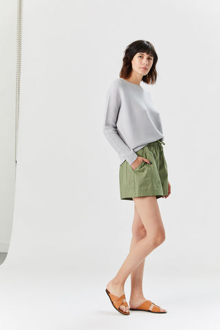 Kumi Sweater, Light Grey