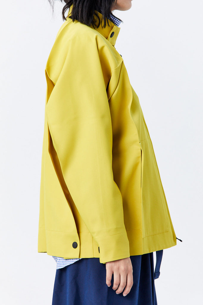 132 5. by Issey Miyake - Homme Jacket, Yellow