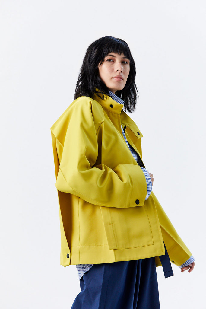 Homme Jacket, Yellow