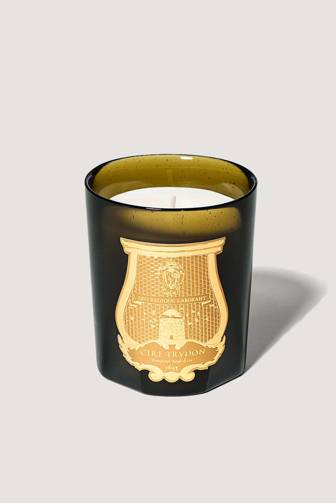 Cire Trudon - Ernesto, Leather & Tobacco