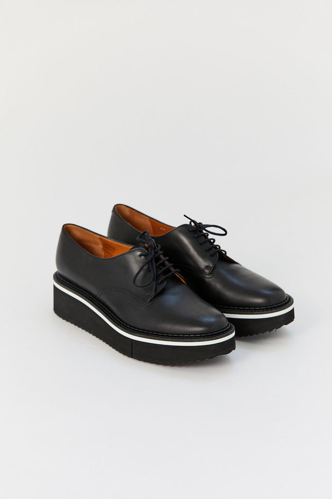 Robert Clergerie - Berlin Derby, Black