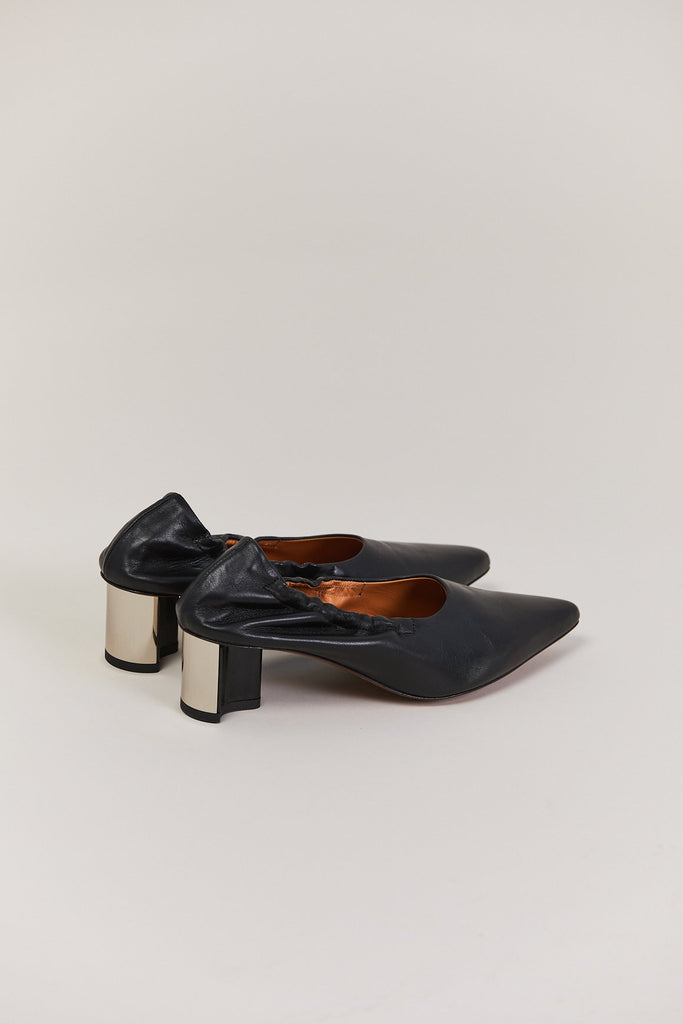 Clergerie - Solal Heeled Ballet Flat