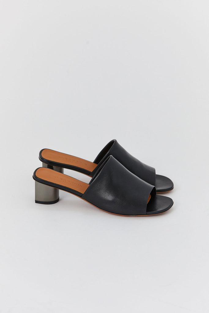 Clergerie - Lea Slide, Black
