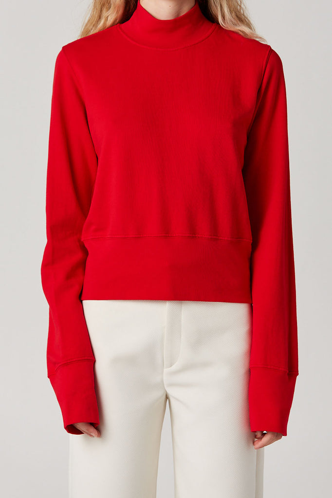 Cotton Citizen - Milan Sweatshirt, Cherry