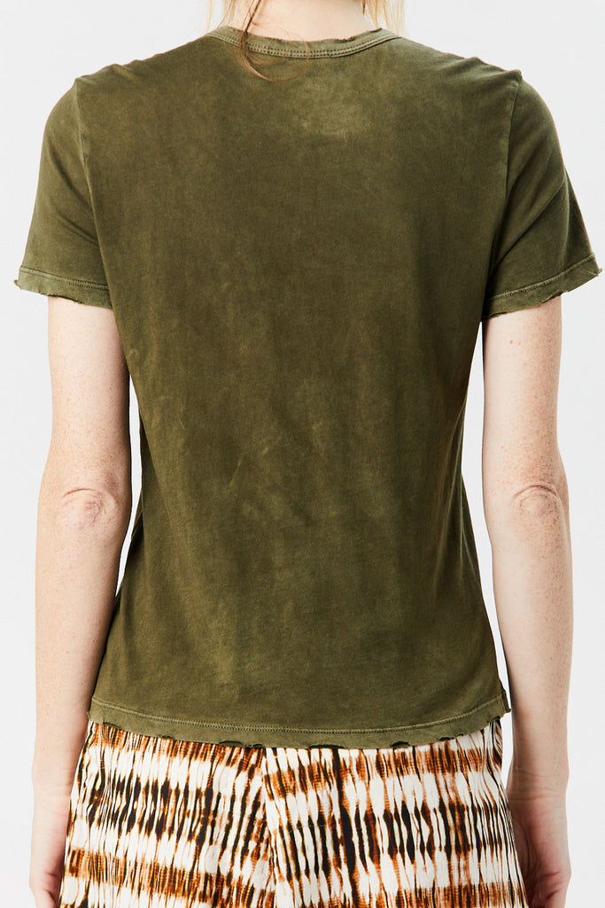 COTTON CITIZEN - Standard Tee, Palm