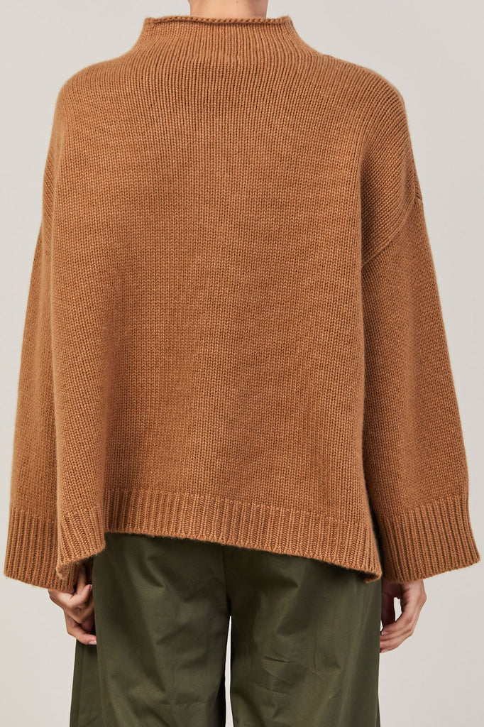 Demylee - Carista Sweater, Chestnut