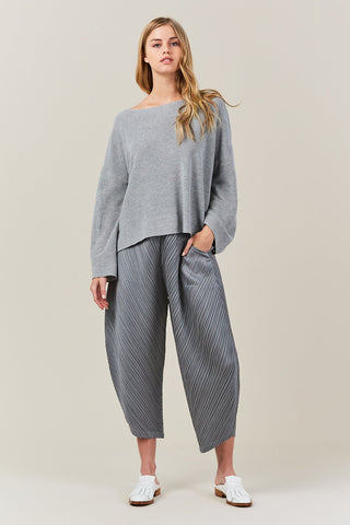 meaghan sweater, grey