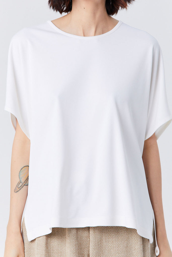 Dušan - Dusan Basic T Shirt, White