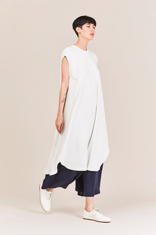 easy dress, off white
