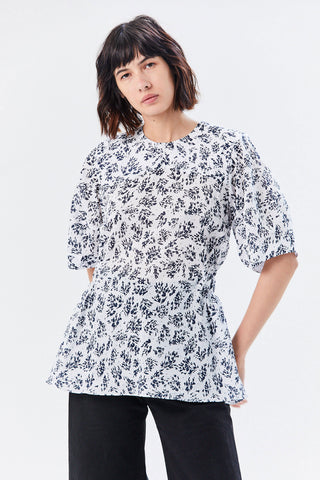 Frieda Blouse, Floral