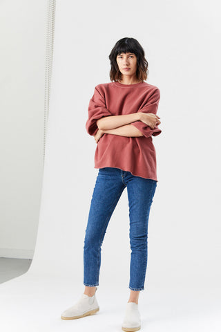High Rise Slim Jean, Moore