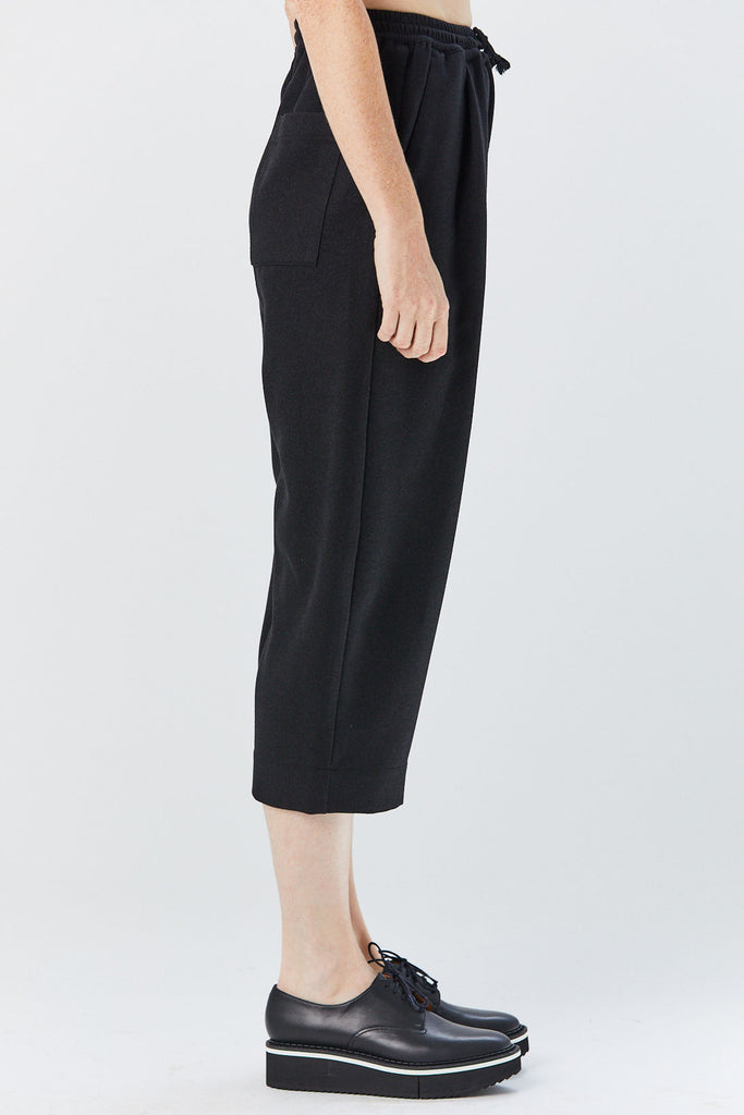 GREI - Ovate Baggy Pant, Black