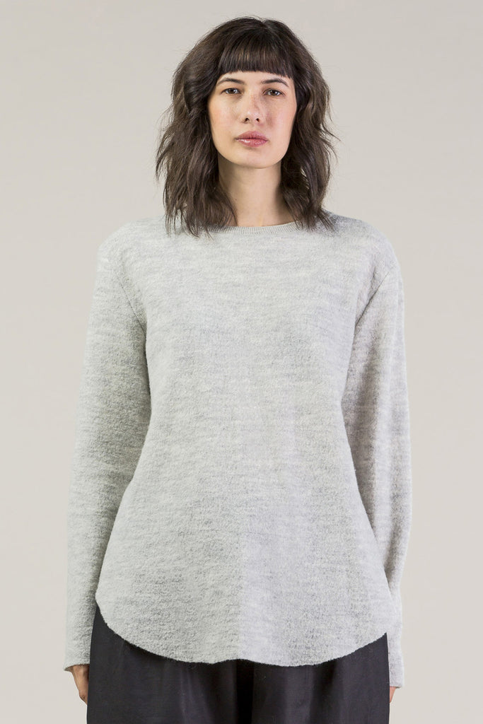 Caitlyn Sweater, Light Gray